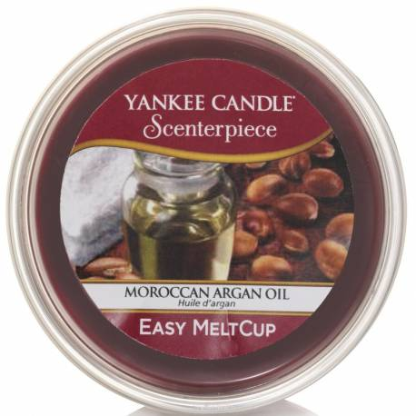 Yankee Candle Easy MeltCup Moroccan Argan Oil
