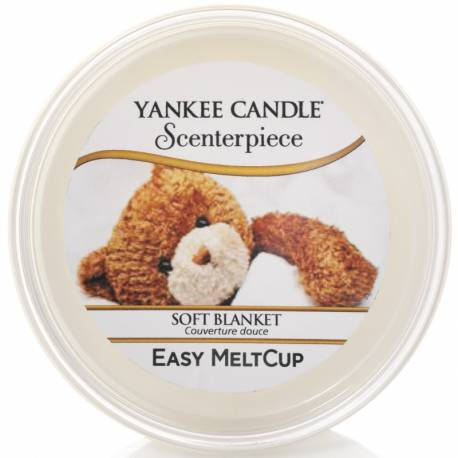 Yankee Candle Easy MeltCup Soft Blanket