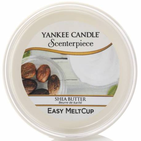 Yankee Candle Easy MeltCup Shea Butter