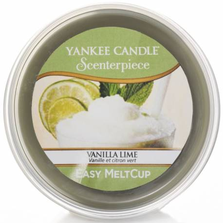 Yankee Candle Easy MeltCup Vanilla Lime