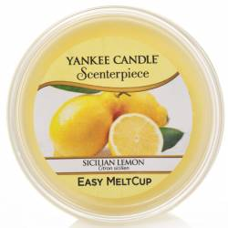 Yankee Candle Easy MeltCup Sicilian Lemon
