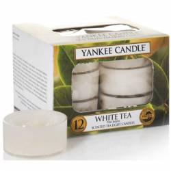 Yankee Candle Teelichter 12er Pack White Tea