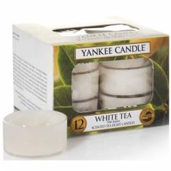 Yankee Candle Teelichter 12er Pack White Tea