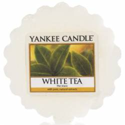 Yankee Candle Tart / Melt White Tea