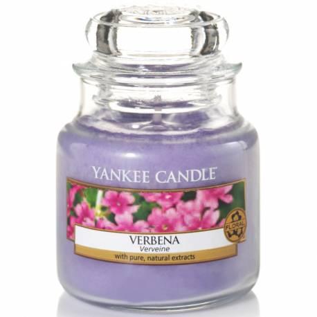 Yankee Candle Jar Glaskerze klein 104g Verbena