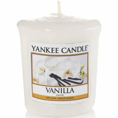 Yankee Candle Sampler Votivkerze Vanilla