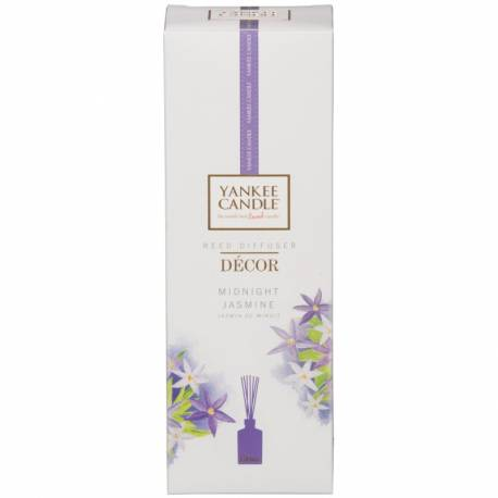 Yankee Candle Décor Reed Diffuser Midnight Jasmine