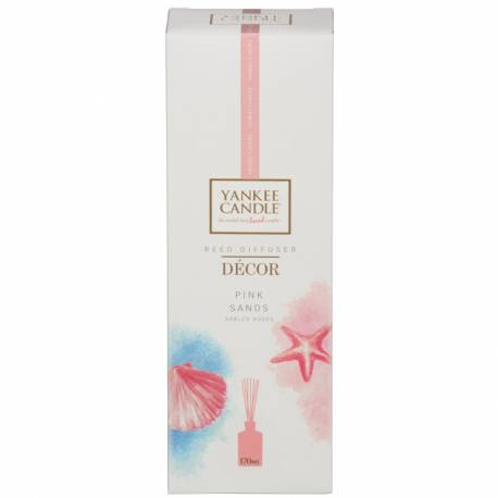Yankee Candle Décor Reed Diffuser Pink Sands