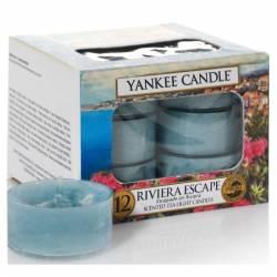 Yankee Candle Teelichter 12er Pack Riviera Escape