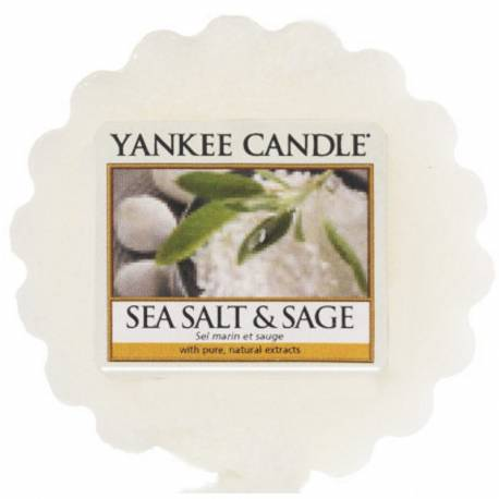Yankee Candle Tart / Melt Sea Salt & Sage