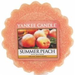 Yankee Candle Tart / Melt Summer Peach