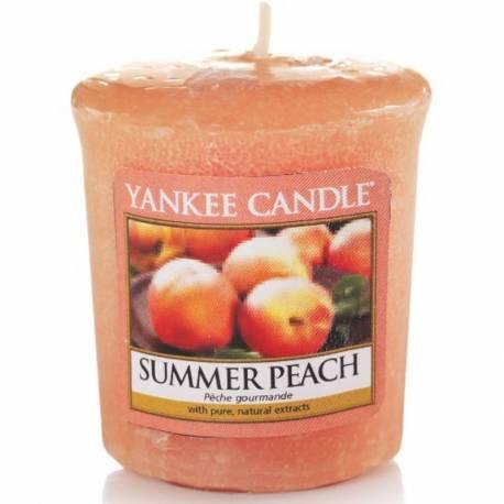 Yankee Candle Sampler Votivkerze Summer Peach