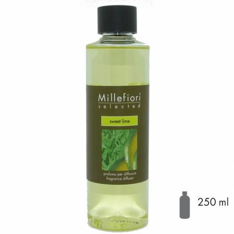 Sweet Lime Millefiori Selected Refill 250 ml