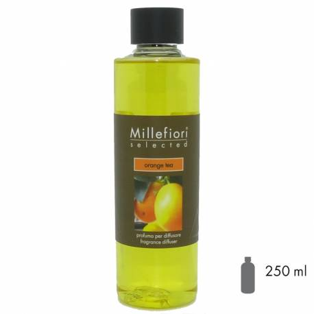 Orange Tea Millefiori Selected Refill 250 ml