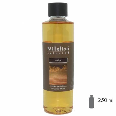 Cedar Millefiori Selected Refill 250 ml