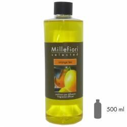 Orange Tea Millefiori Selected Refill 500 ml