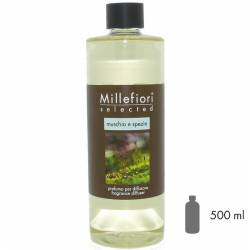 Muschio & Spezie Millefiori Selected Refill 500 ml