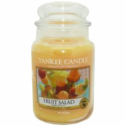 Yankee Candle Jar Glaskerze groß 623g Fruit Salad