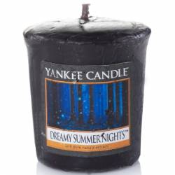 Yankee Candle Sampler Votivkerze Dreamy Summer Nights