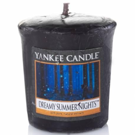 Yankee Candle Sampler Votivkerze Dreamy Summer Nights