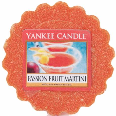Yankee Candle Tart / Melt Passion Fruit Martini