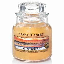 Yankee Candle Jar Glaskerze klein 104g Sunset Breeze