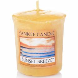 Yankee Candle Sampler Votivkerze Sunset Breeze