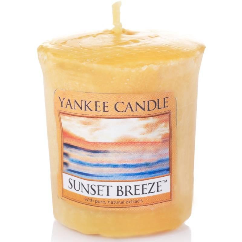 yankee candle classic votive sampler 49 g sunset breeze. Black Bedroom Furniture Sets. Home Design Ideas