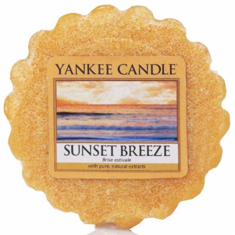 Yankee Candle Tart / Melt Sunset Breeze