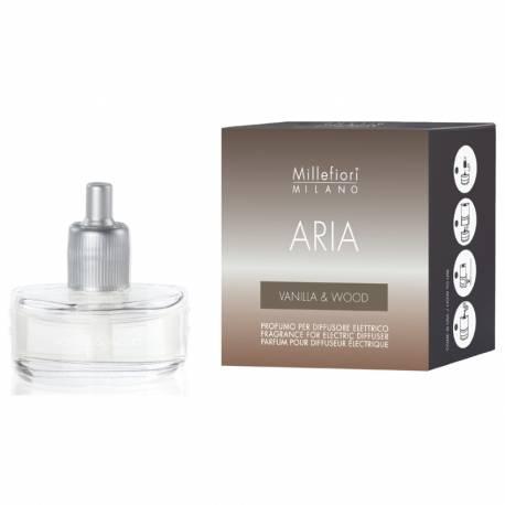 Vanilla & Wood Millefiori Aria Nachfüller für Basis elektrisch 20ml