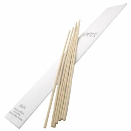 Ersatzstäbchen für Stick Diffusor Millefiori 250ml natur