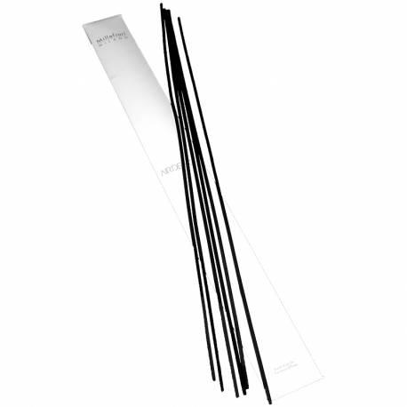 Ersatzstäbchen für Stick Diffusor Millefiori 60cm schwarz