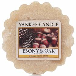 Yankee Candle Tart / Melt Ebony & Oak