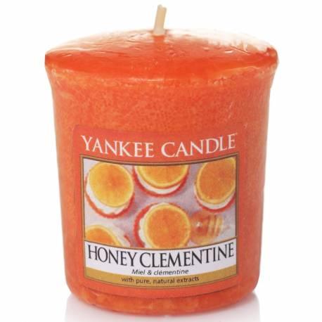 Yankee Candle Sampler Votivkerze Honey Clementine