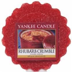 Yankee Candle Tart / Melt Rhubarb Crumble