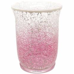 Yankee Candle Pink Fade Jarhalter