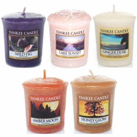 Yankee Candle Spar-Set Indian Summer Sampler / Votive 5er