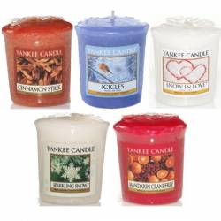 Yankee Candle Spar-Set S2 Winter Sampler 5er