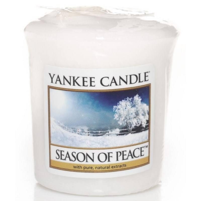 yankee candle spar set s1 weihnachten sampler 5er pack. Black Bedroom Furniture Sets. Home Design Ideas