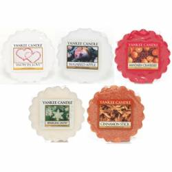 Yankee Candle Spar-Set T2 Winter Tart / Melt 5er