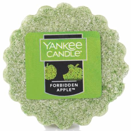 Yankee Candle Tart / Melt Forbidden Apple Halloween