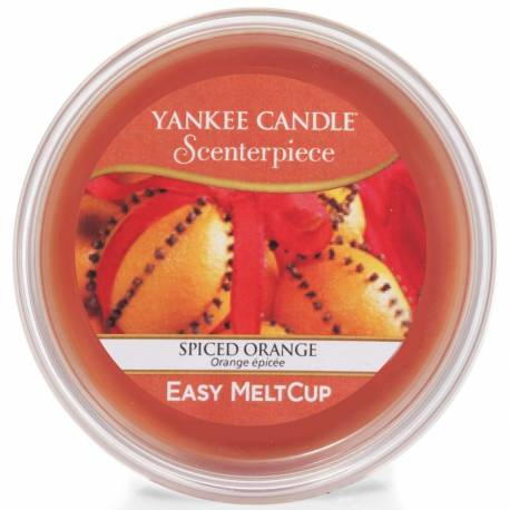 Yankee Candle Easy MeltCup Spiced Orange