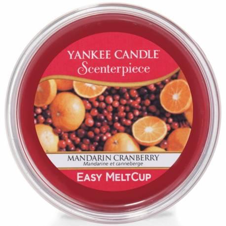Yankee Candle Easy MeltCup Mandarin Cranberry