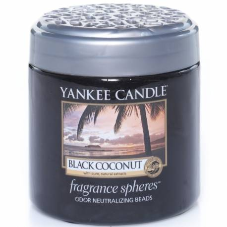 Yankee Candle Fragrance Spheres Black Coconut