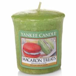 Yankee Candle Sampler Votivkerze Macaron Treats