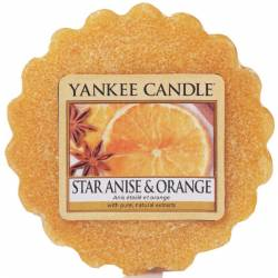 Yankee Candle Tart / Melt Star Anise & Orange