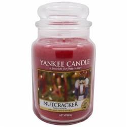 Yankee Candle Jar Glaskerze groß 623g Nutcracker