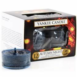 Yankee Candle Teelichter 12er Pack Autumn Night