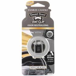 Yankee Candle Smart Scent Vent Clip Autoduft New Car