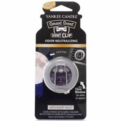 Yankee Candle Smart Scent Vent Clip Autoduft Midsummers Night